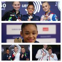 Médaillés Europe